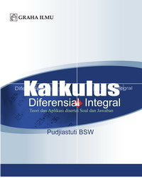 Kalkulus Diferensial &amp; Integral Pudjiastuti BSW