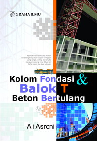 Kolom Fondasi &amp; Balok T Beton Bertulang Ali Asroni