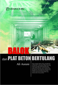Balok dan Plat Beton Bertulang Ali Asroni