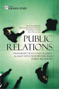 979 3289 52 X 22 Public Relations John P. Simanjuntak